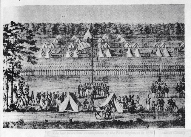 Camp Robinson, Ashland, Virginia
