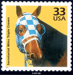 Secretariat Has Links to Ashland