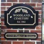 Woodlandsign
