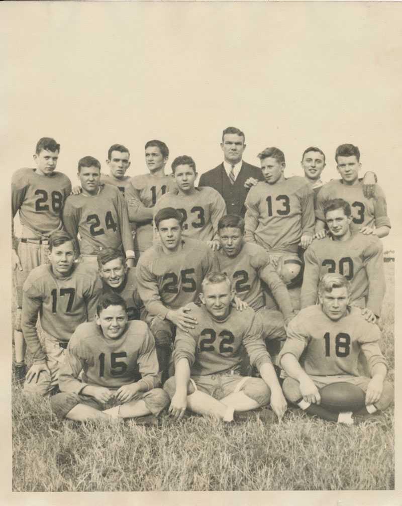 1943 Ashland High School football team