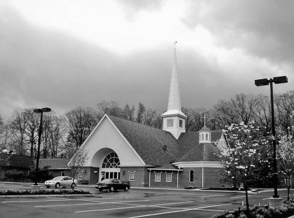 St. Ann's Church in Ashland, VA