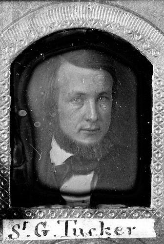 St. George Tucker 1828 – 1863