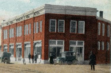 D.B. Cox Department Store