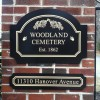 Woodland Cemetery Tour