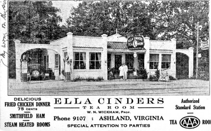 Ella Cinders&#8217; Tea Room