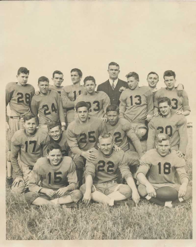 1943 Ashland High School football team