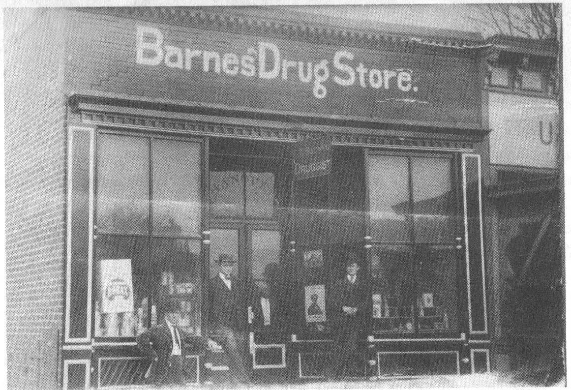 Barnes Drug Store